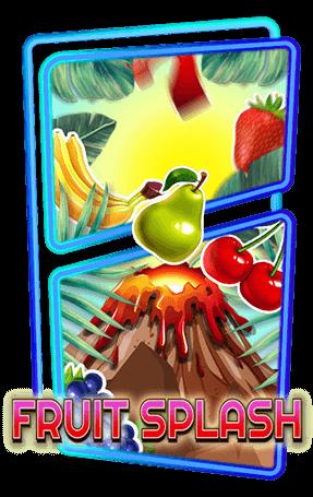 ทดลองเล่น Fruit Splash!