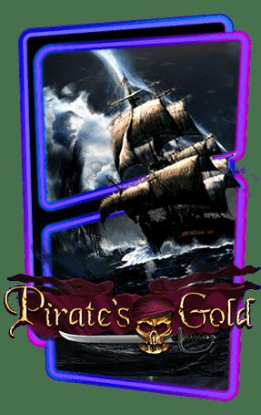 """ทดลองเล่น Pirate""""s Gold"""
