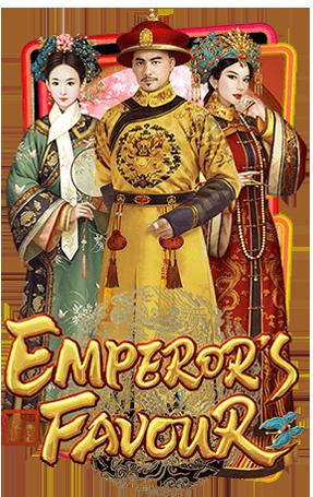 """ทดลองเล่น Emperor""""s Favour"""