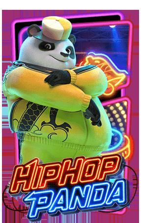 ทดลองเล่น Hip Hop Panda