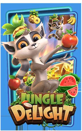 ทดลองเล่น Jungle Delight